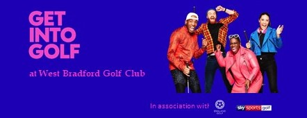 Get Into Golf at West Bradford Golf Club