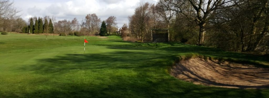 The Practice Chipping Green at West Bradford
