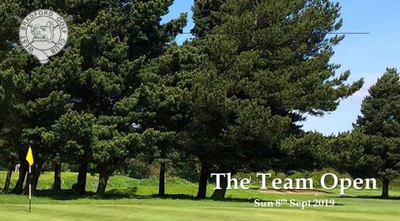 The Team Open Golf Competition