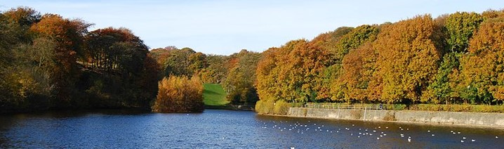 Chellow Dean Reservoir