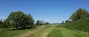 The Par 3 4th Hole at West Bradofrd Golf Club