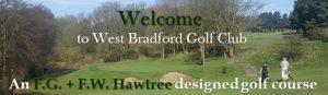 An F.G. + F.W. Hawtree Designed Golf Course