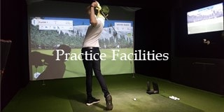 About the practice facilities at West Bradford Golf Club