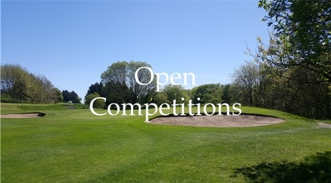 Open Competitions at West Bradford Golf Club