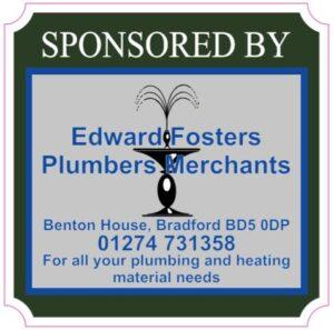 Edward Fosters Plumbers Merchants Logo