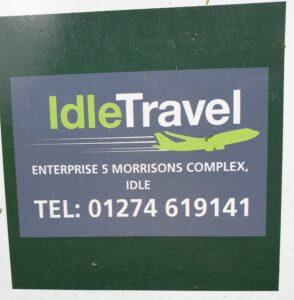 Idle Travel Logo