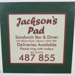 Jacksons Pad Logo