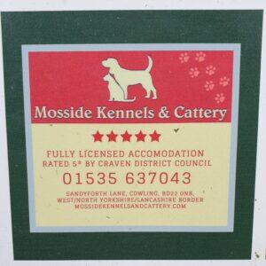 Mosside Kennels & Cattery Logo